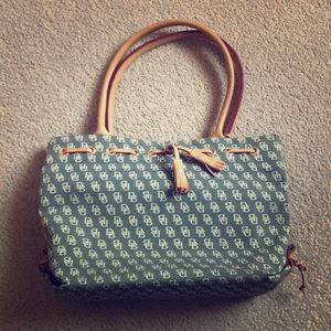 Dooney & Bourke small tote